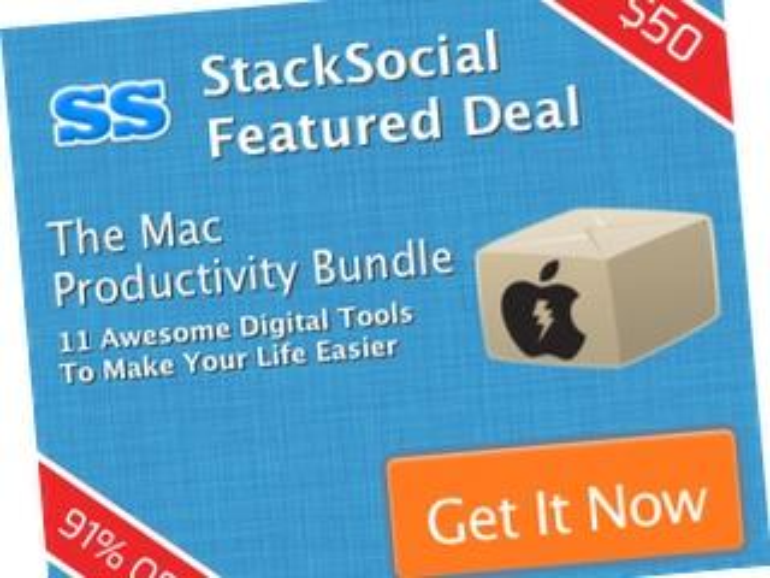 The Mac Productivity Bundle: 11 Mac-Anwendungen zum Schnäppchenpreis