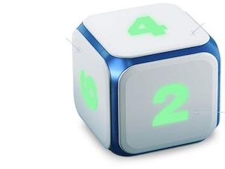 Dice+: Würfel mit Bluetooth für Tablets