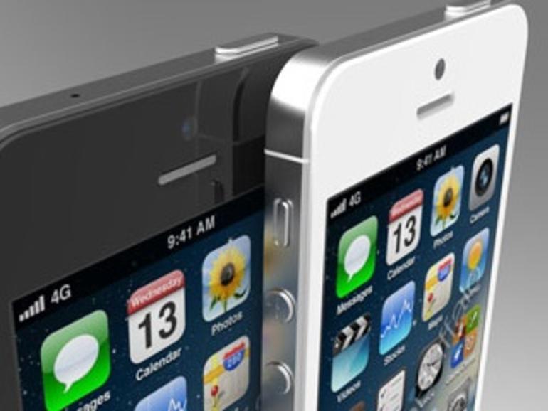 iPhone 5: Neues Rendering basierend auf vorab in Umlauf geratenen Bauteilen