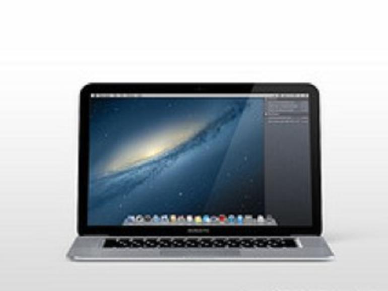 Apple-Notebook mit Retina-Display: Neue MacBook-Produktlinie zur WWDC?