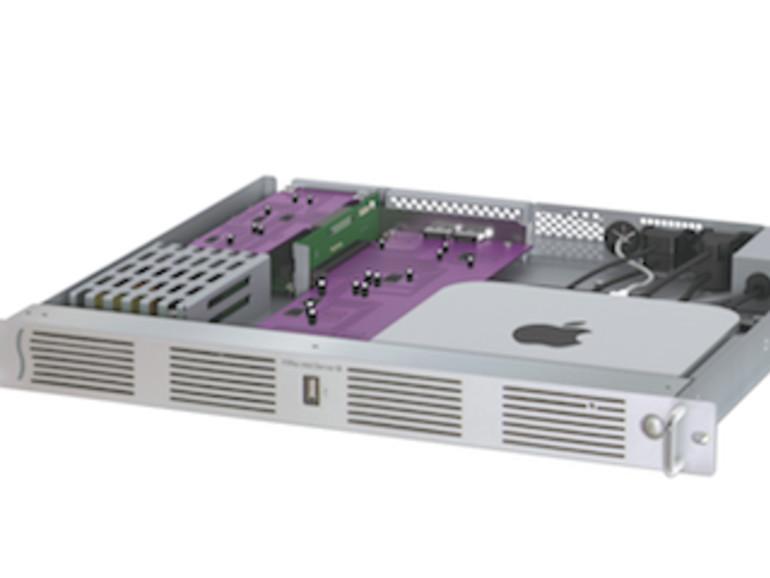 Sonnet stellt 1U-Gehäuse mit PCI Express für Mac mini vor