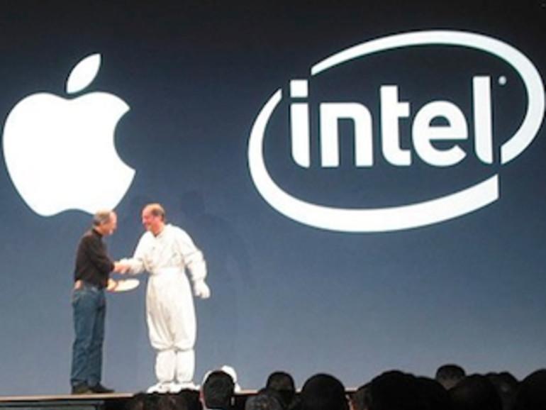 """Mac OS X auf Intel-Prozessoren: Ungewöhnliche Einblicke in das """"Marklar""""-Projekt"""
