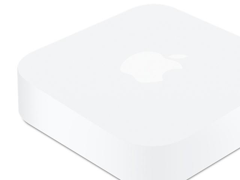 Rundum erneuert: Apple stellt neue AirPort Express Basisstation vor