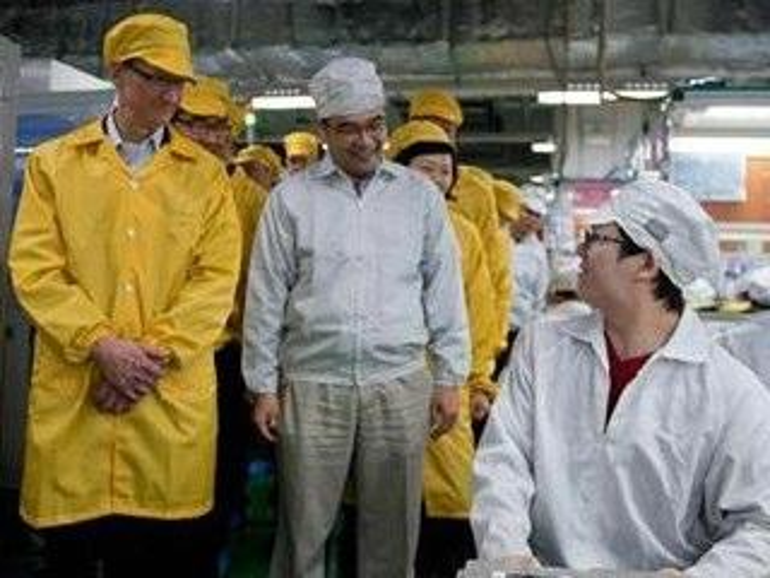 Foxconn: Gewinnsprung dank starker iPhone-Verkäufe