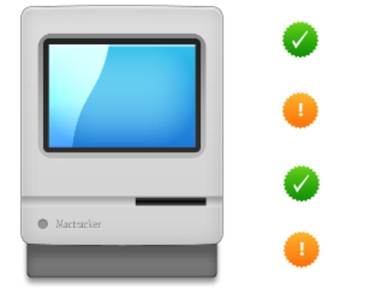 Garantiedauer überwachen mit Mactracker