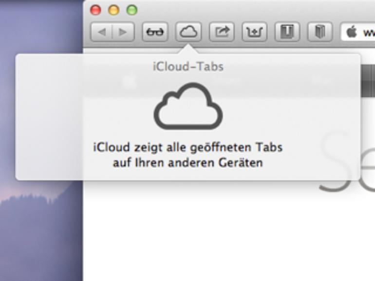 iCloud Tabs, Mail VIPs und mehr: iOS 6 soll Funktionen aus OS X Mountain Lion enthalten