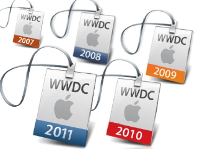 Im Schnelldurchlauf: 5 Jahre WWDC im Rückblick