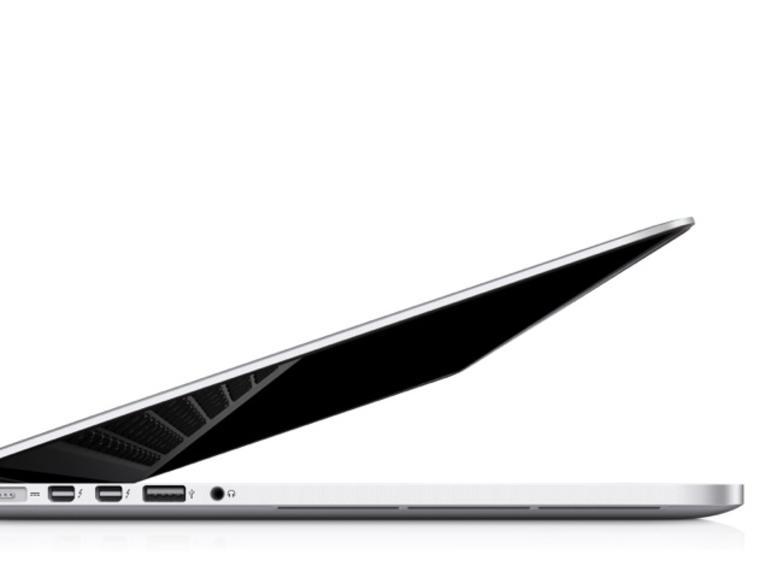 MacBook Pro Retina: So sieht der Schreibtisch bei 2880 x 1800 Bildpunkten aus