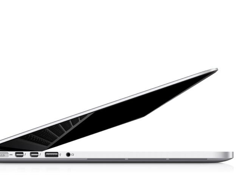 MacBook Pro: Deutlich längere Lieferzeiten für Retina-Display-Modellvarianten