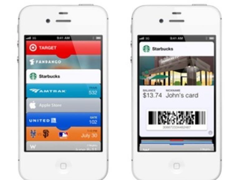 Apple plant Verwendung von Passbook in Retail Stores