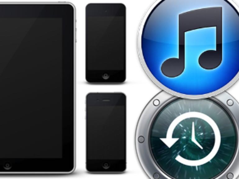 iTunes: Automatische iPhone-Backups deaktivieren