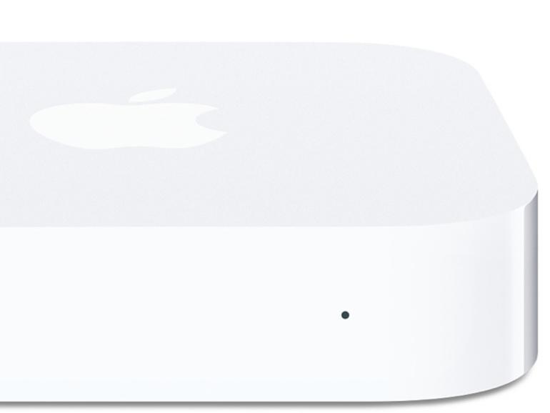 Test: Apple AirPort Express Basisstation (2. Generation/Mitte 2012)