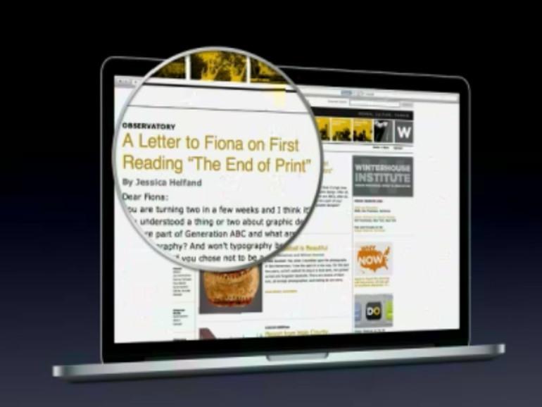 WWDC-2012-Keynote: Videomitschnitt veröffentlicht
