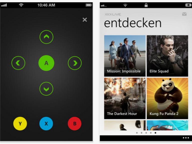 So wird das iPhone zur Xbox-Fernbedienung