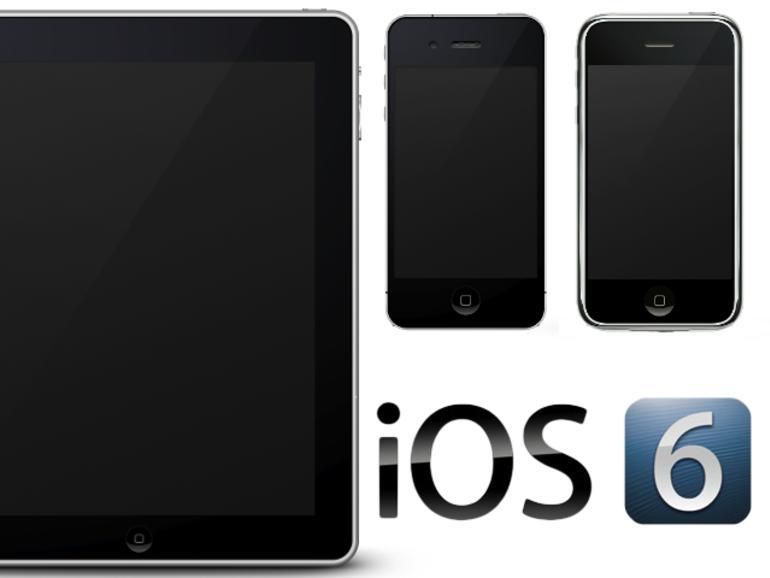 iOS-6-Kompatibilitätsmatrix: Welches iOS-Gerät unterstützt welches Feature?