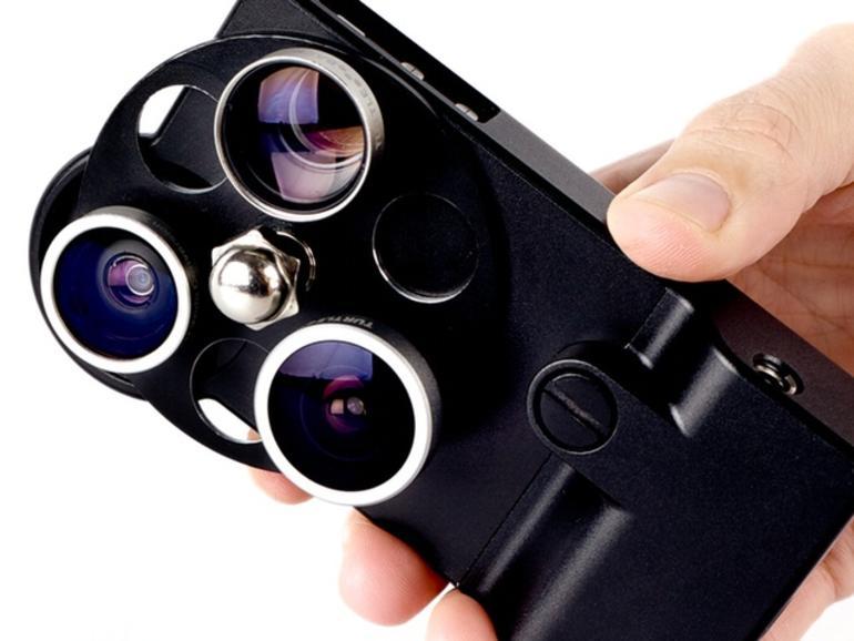 iPhone-Kamera: Apple arbeitet an Wechsellinse