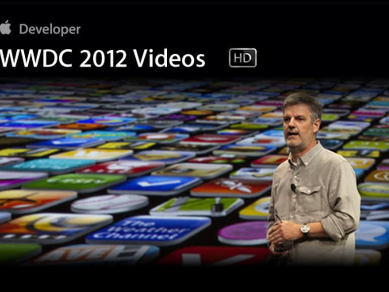 WWDC 2012: Session-Videos nun für Entwickler verfügbar