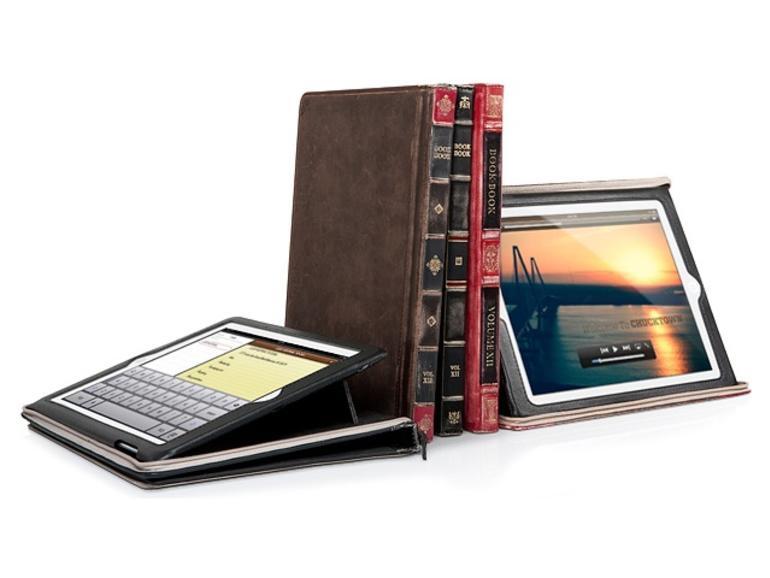 Neu aufgelegt: Twelve South verbessert iPad-Schutzhülle BookBook