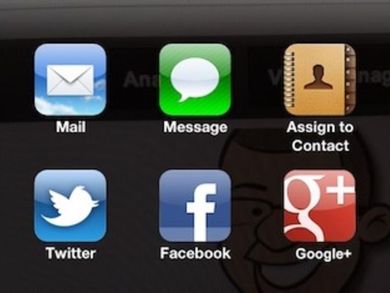 Jailbreak-App: iOS 5 bekommt Foto-Menü von iOS 6