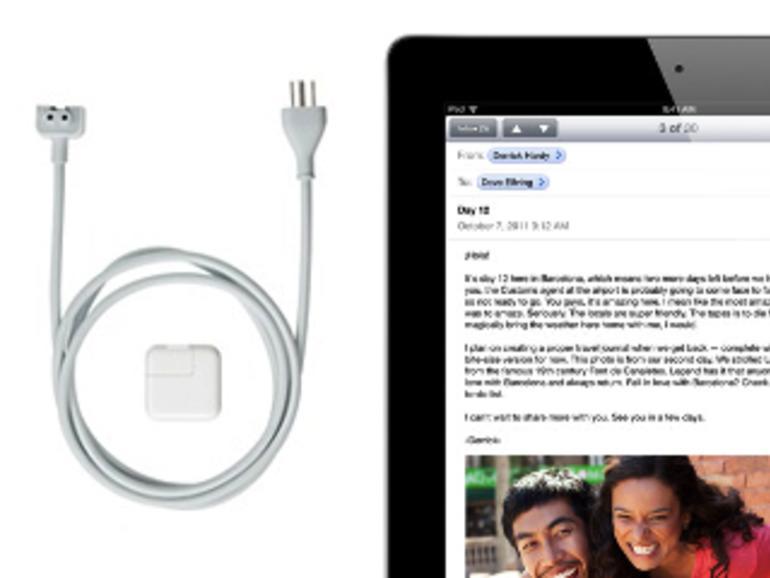 iPad 3: Stromkosten liegen bei rund 1 Euro pro Jahr