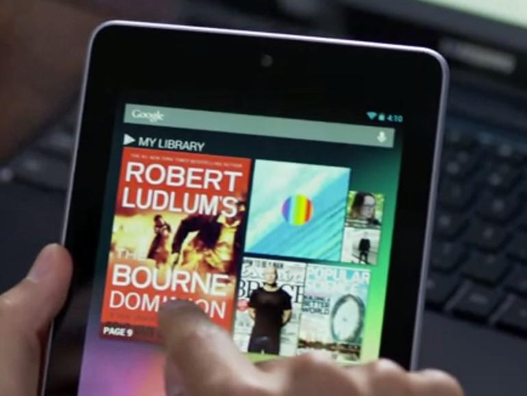 Angriff auf Apple und Amazon: Google stellt das Nexus-Tablet vor