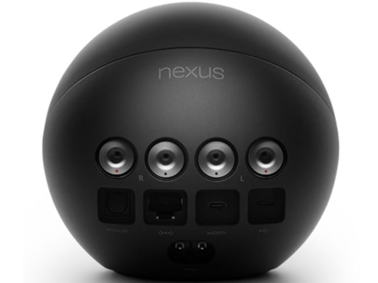 Nexus Q: Apple-TV-Konkurrent von Google