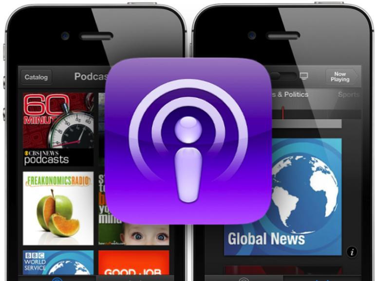 Update für Podcasts-App bringt mehr Stabilität und weniger Fehler