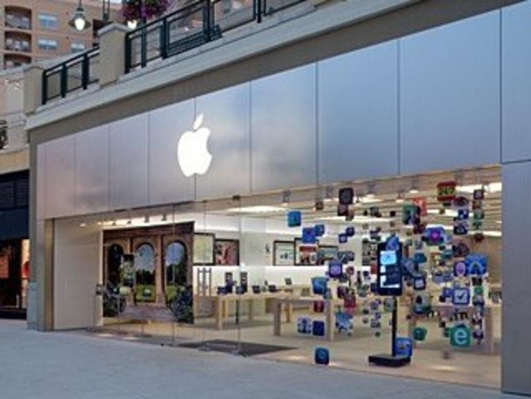 Apple Retail VP Jerry McDougal verlässt Apple