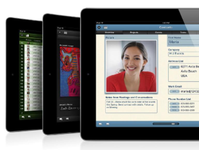 Focus auf FileMaker: Datenbank-App Bento wird eingestellt