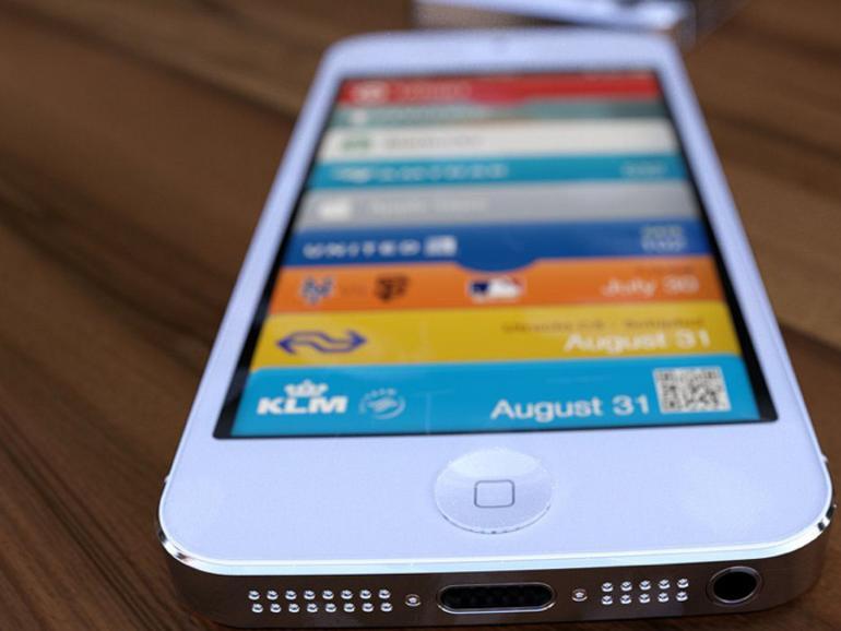 iPhone 5: Noch mehr Renderings, jetzt auch in Weiß