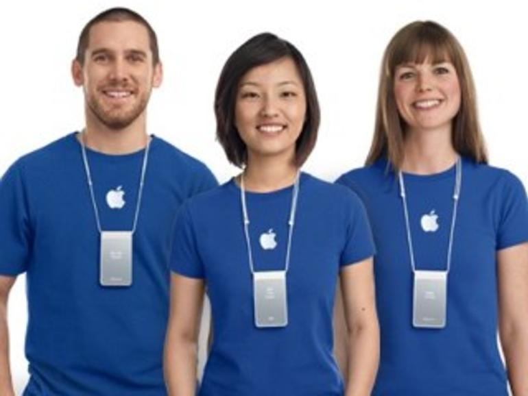 Entlassungen im Apple Store: Apple gibt Fehler zu, nimmt Kündigungen zurück