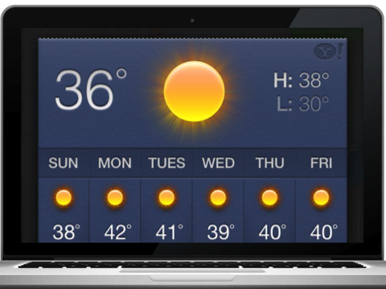 So lässt heißes Wetter ihren Mac kalt