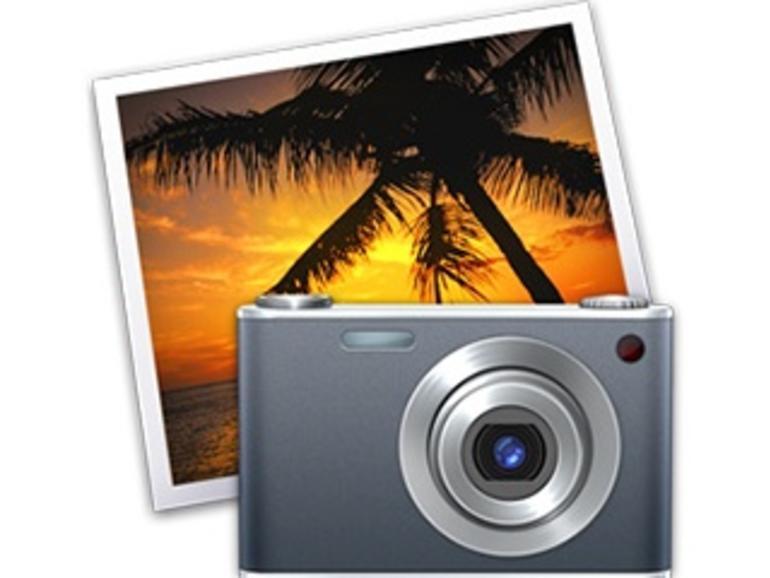 iPhoto und Aperture: Mehr unterstützte Kameras dank Digital Camera RAW Compatibility Update 3.14