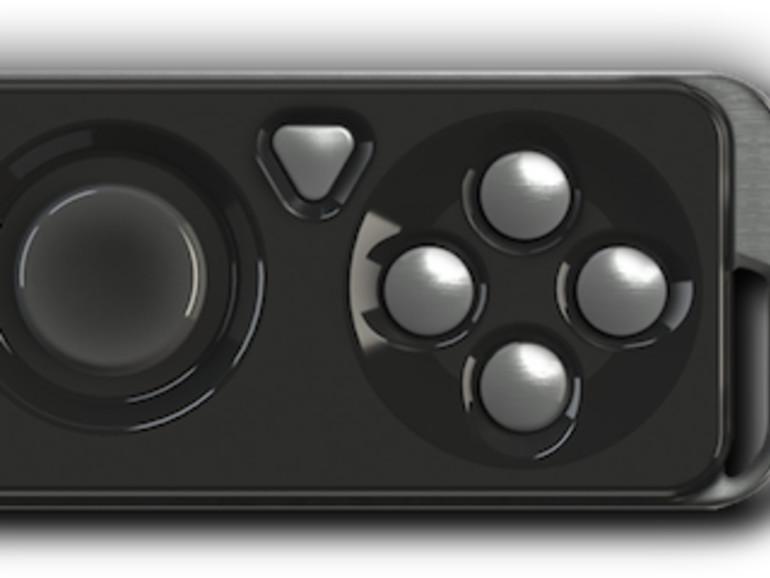 iMpulse: Bluetooth-Gamepad für iOS als Schlüsselanhänger