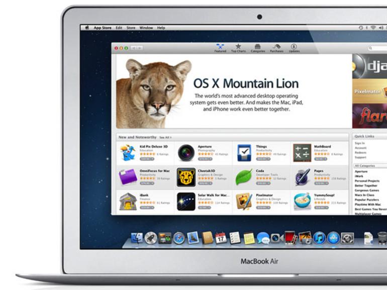 OS X Mountain Lion: Keine Unterstützung für ältere 64-Bit-Macs