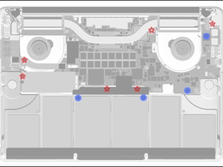 Neuer Rekord: MacBook Pro mit Retina Display enthält 10 Wasserindikatoren