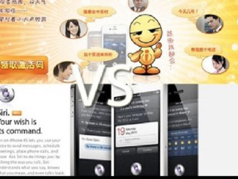 Siri als Stein des Anstoßes: Erneut Klage gegen Apple in China