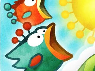 Tiny Wings 2.0 und Tiny Wings HD erschienen