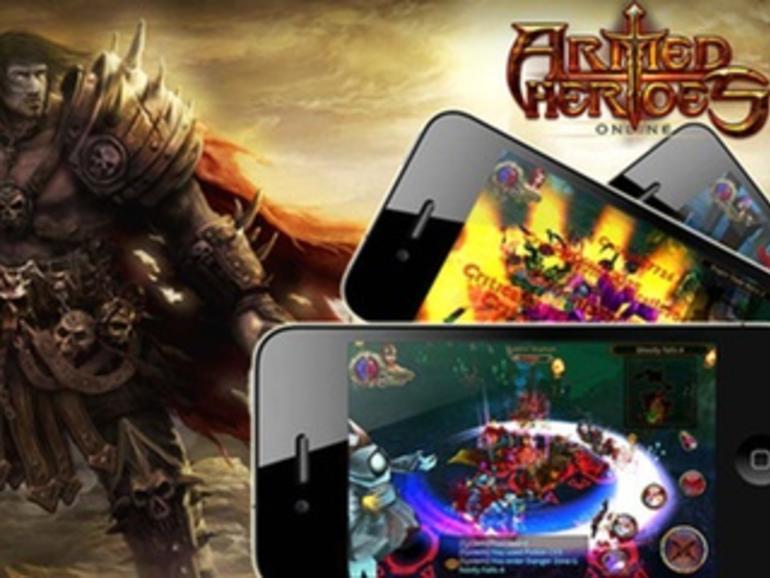 iOS-App Armed Heroes: Alles nur geklaut?