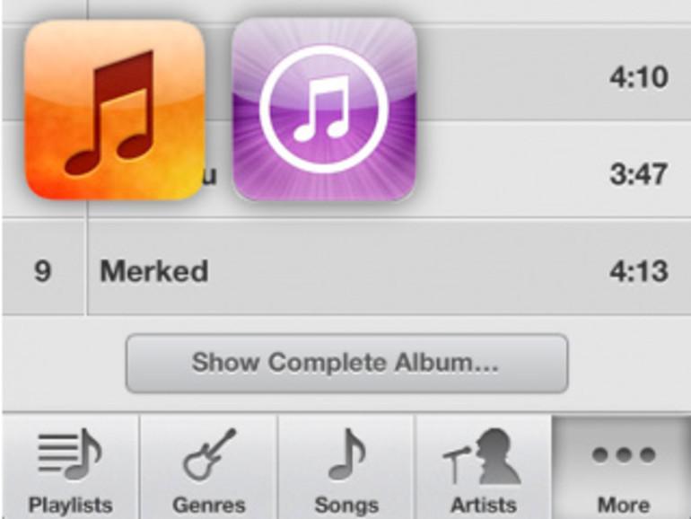"""iOS 6: """"Alben vervollständigen"""" und Vorschau für gekaufte Songs"""