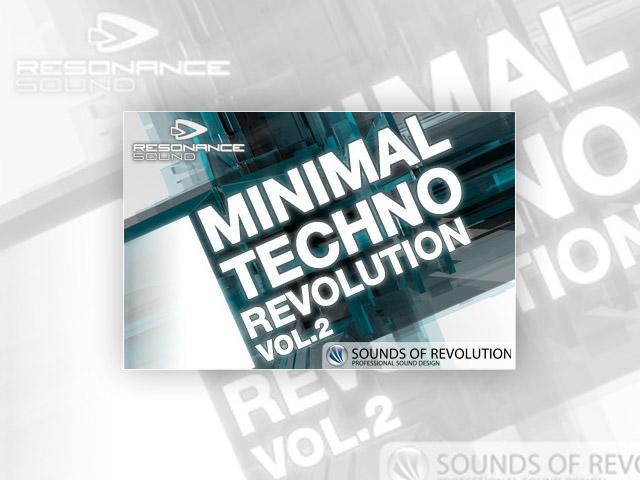 Minimal Techno Revolution Vol.2