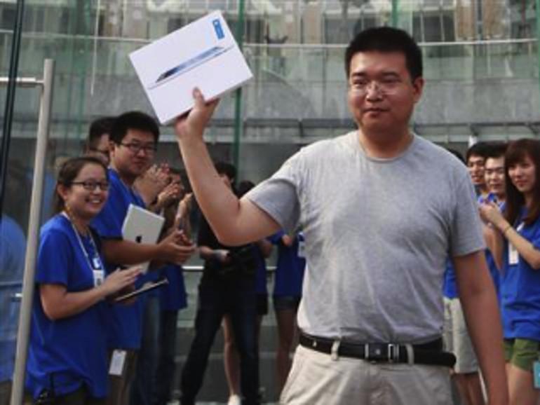 iPad 3: Geordneter Verkaufsstart in China