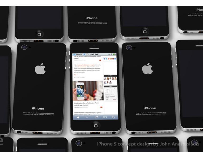 iPhone 5: Apple wird angeblich Adapter auf neuen Dock-Connector anbieten