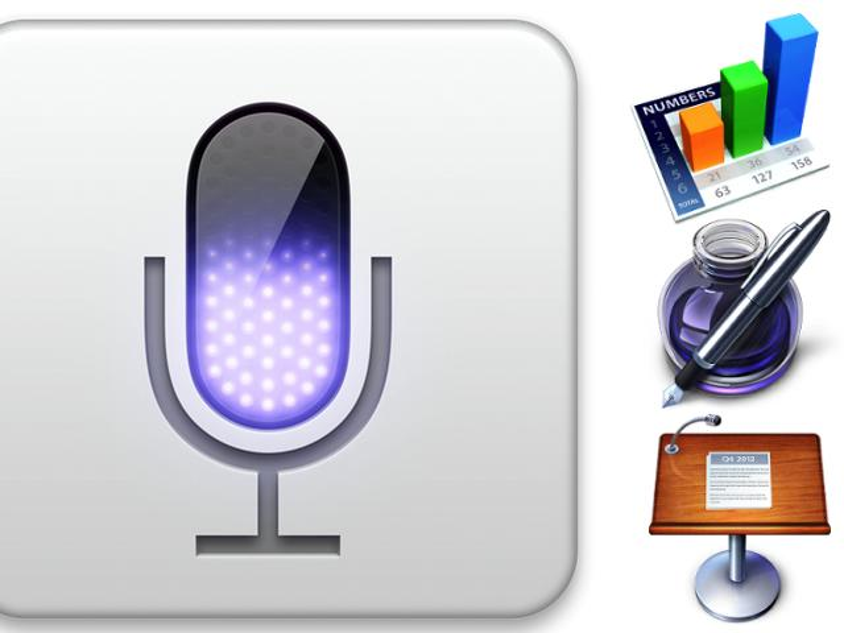 Fit für die OS-X-10.8-Diktatfunktion: iWork-Update veröffentlicht