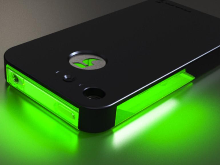 Kickstarter: iPhone-Gehäuse verstärkt LED-Blitz