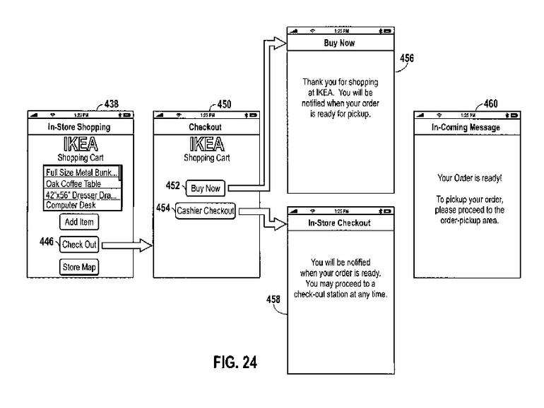 Neue Apple-Patente: Intelligente Einkaufsliste und virtuelles Scrollrad für iOS