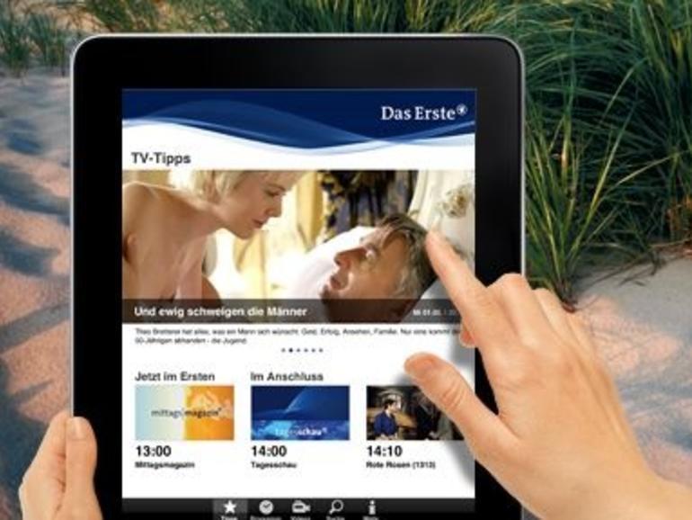 m.daserste.de: ARD startet neues Angebot für Smartphones & Tablets