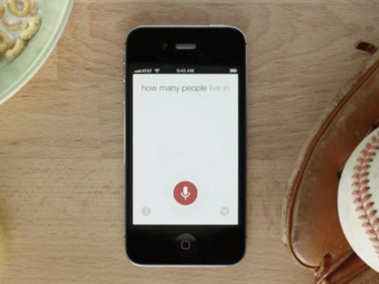 Update für Google-App bringt Siri-ähnliche Suche per Spracheingabe
