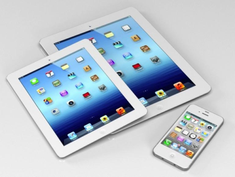 iPad mini soll wie ein großer iPod touch aussehen