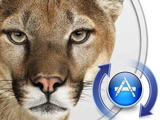 OS X Mountain Lion: Update auf Version 10.8.1 soll Akkuprobleme lösen